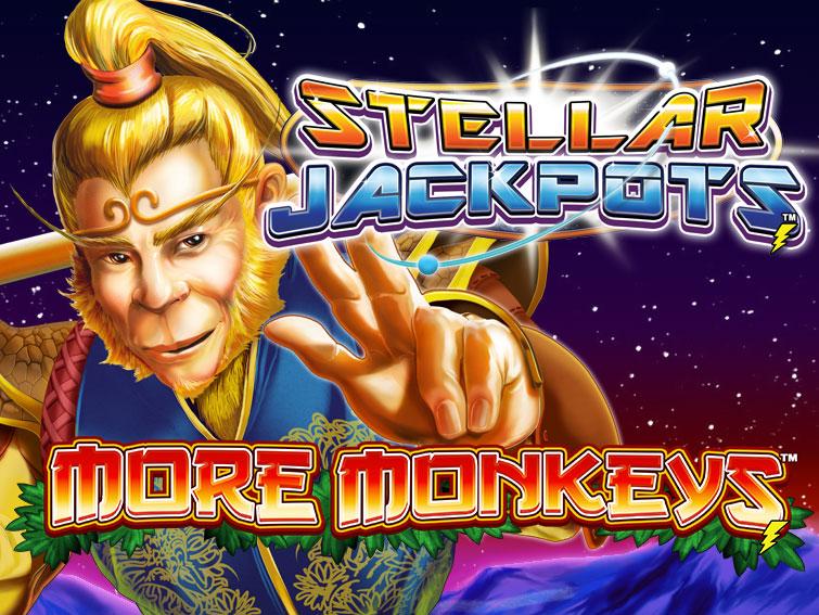 More Monkeys – Stellar Jackpots